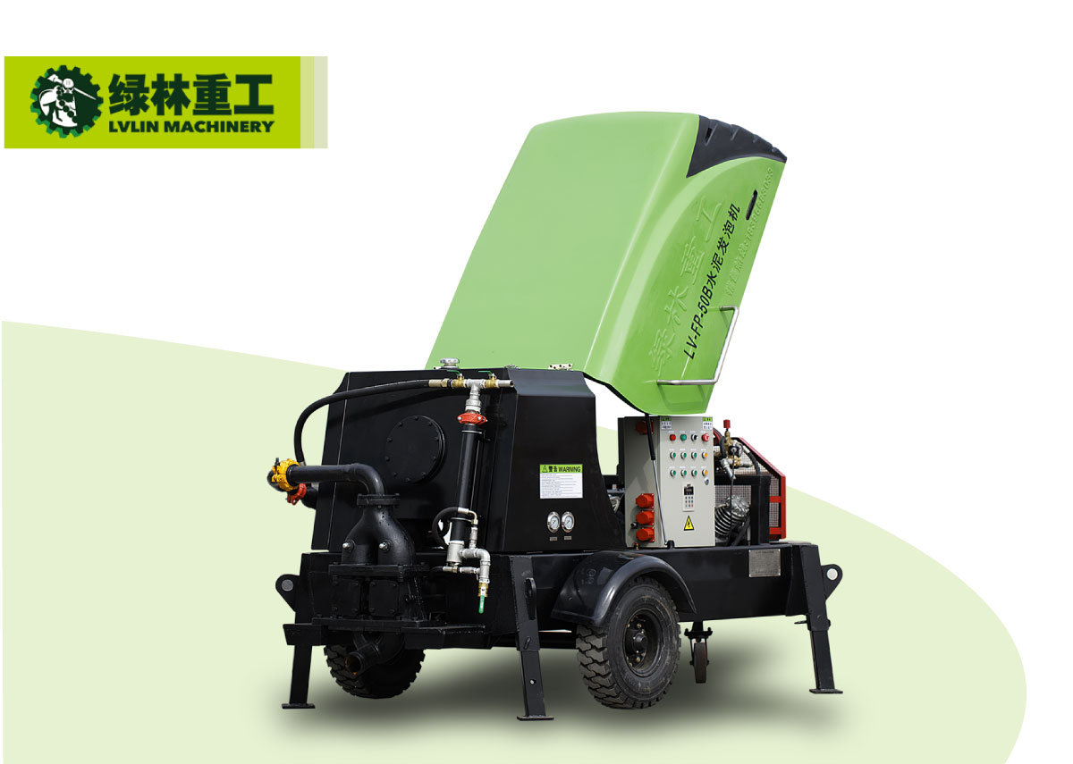 LV-FP-50B水泥发泡机